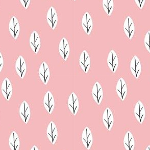 leafs peach
