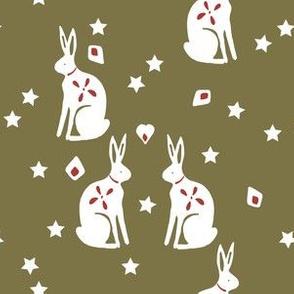 bunny gold