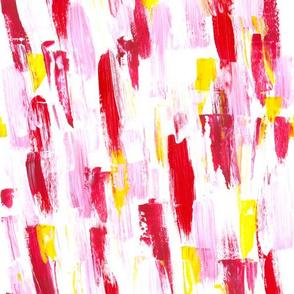 Sunset Paint Strokes 2