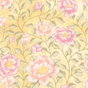 Tea rose - peach