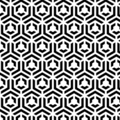 optical hexagons