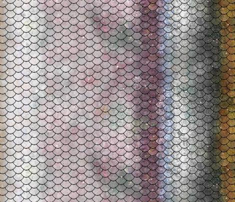 Salmon Skin fabric by purplish on Spoonflower - custom fabric