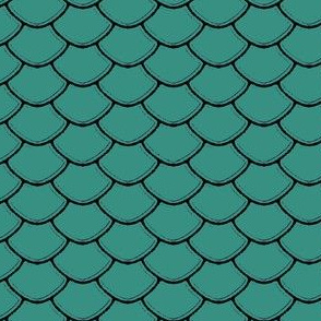 Scales Teal