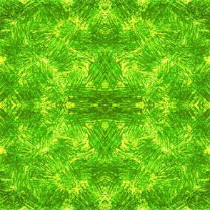 Green strokes