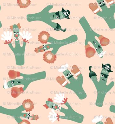 Crazi Cacti