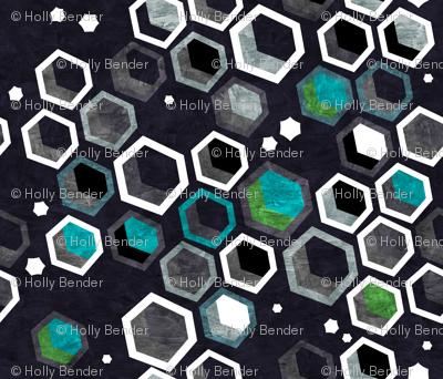Interstellar Hexagons