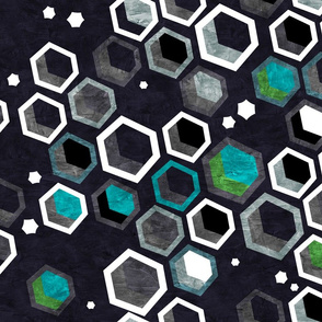Interstellar Hexagons