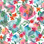 Rhexagon_garden_base_with_flowers_spoonflower_shop_thumb