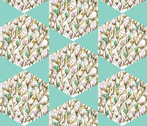 Hexagon Garden-ch