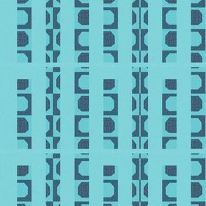 sky blue rails