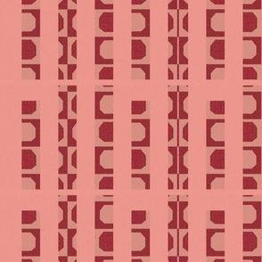 rose colored rails