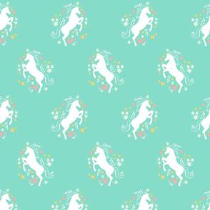 Aqua Unicorn