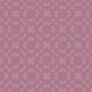 lavender on rose