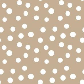 Dots - Mocha