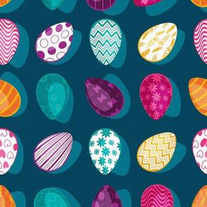 Easter eggs hyde & seek 1