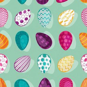 Easter eggs hyde & seek 4