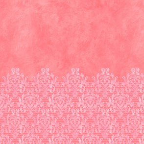 Pink Damask Sleeves