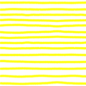 Sketchy Stripes // Yellow
