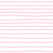Sketchy Stripes // Baby Pink