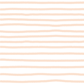 Sketchy Stripes // Peachy Tan Neutral