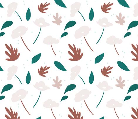 matisse fabric by wattenberger on Spoonflower - custom fabric