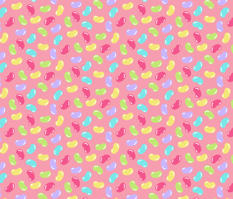 Jelly Beans fabric by heatherhightdesign on Spoonflower - custom fabric