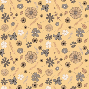 Honey_Tossed Floral