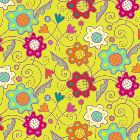 Rcolorful_flower_patch_purple_on_chartreuse_yellow_final150dpi_shop_preview