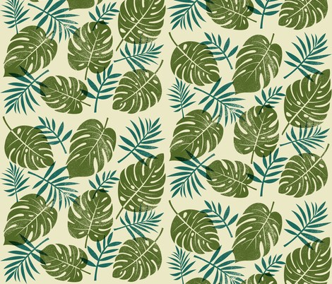 Yucamane fabric by theaov on Spoonflower - custom fabric