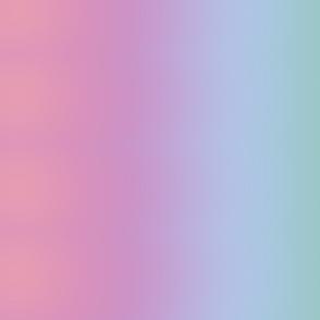 Pastel Rainbow Gradient