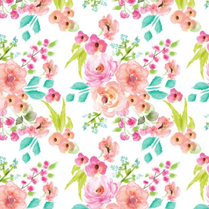 bright and cheery floral