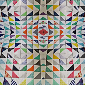 Scraps Quilt