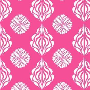 SINGAPORE FLORAL Lipstick Pink