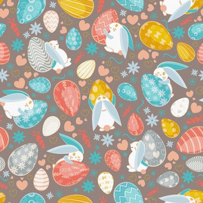Busy easter bunnies 4