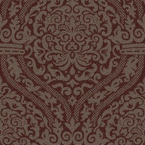 Rococo Damask 8d