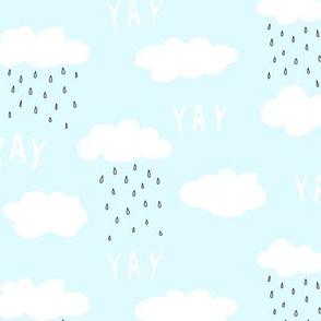 Yay for Rain