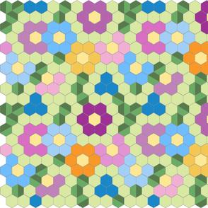 hexagon_flower_garden_tiled_gray_90