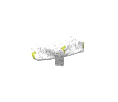 Weenie Collective - Lime - Dachshund - Dog