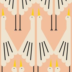 Crane Deco - peach