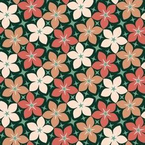 S43 pent flower : succulent