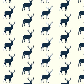 deer Hike// Ivory on Mandy Navy-ch-ch