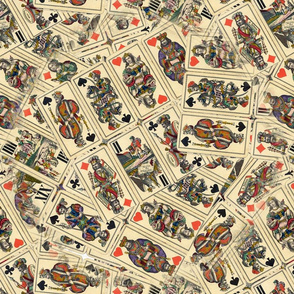 1910 Piatnik Tarock Cards