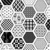 Rhexagon_modern_cheater_quilt_white_black-01_shop_thumb