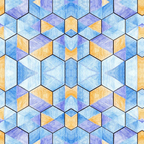 Too Late Hexagons
