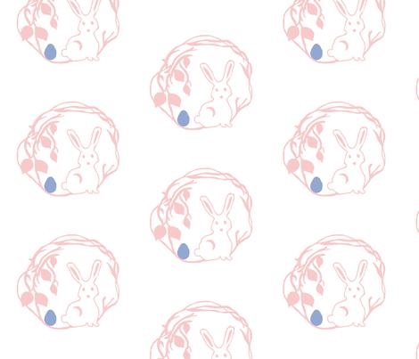 Easteregg fabric by studio_crema on Spoonflower - custom fabric