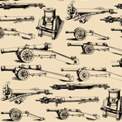 Olde Artillerie // Parchment