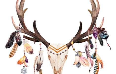 "56""x72"" Wild & Free  fabric by shopcabin on Spoonflower - custom fabric"