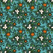 Paper Florals 1
