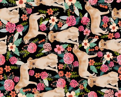 labrador fabric cute florals dog fabric cute yellow labrador retriever fabric for dog owners