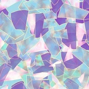 Beach Glass Violet on Sky 300